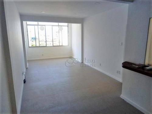 Imagem 1 de 23 de Apartamento Com 3 Dormitórios À Venda, 110 M² Por R$ 1.500.000,00 - Ipanema - Rio De Janeiro/rj - Ap8458