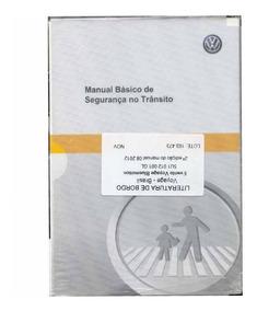 Manual Do Voyage Novo Original Volkswagen Lacrado