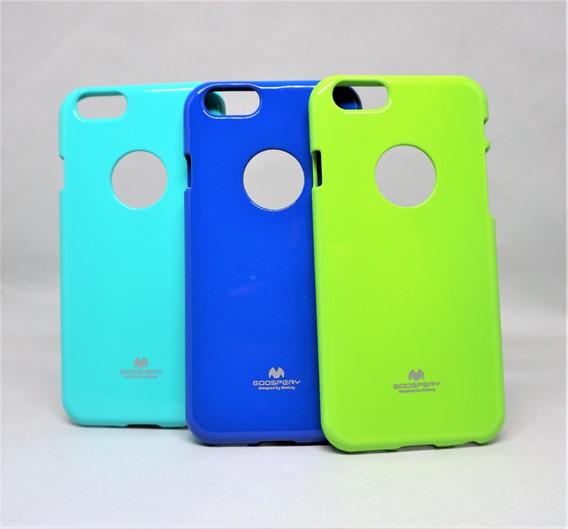 Funda iPhone 6 Mercury Goospery Jelly Case