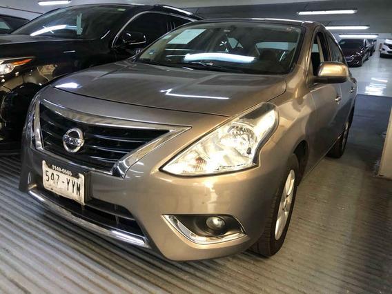 Nissan Versa 2014 Versa Advance Ta