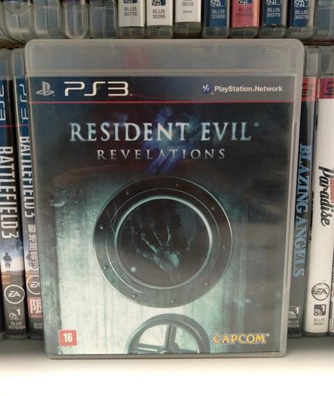 Resident Evil Revelations Original Ps3 | Parc. Sem Juros