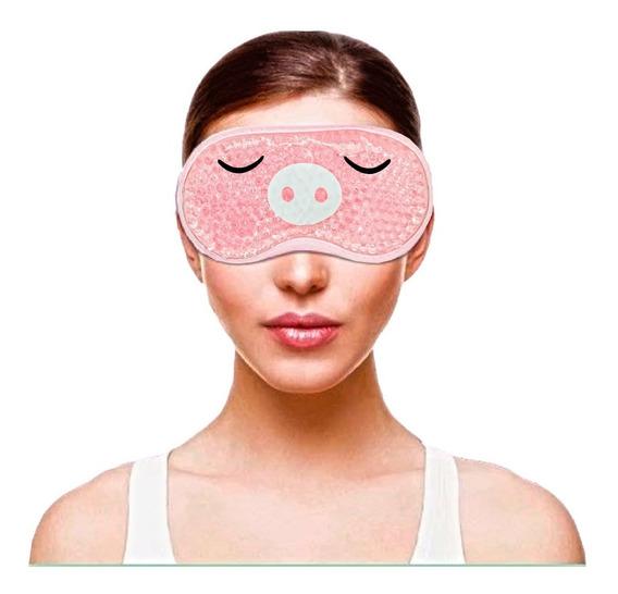 Antifaz Mascara Perlas De Gel En Frio/caliente Para Ojos