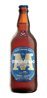 Caja X6 Cerveza Otro Mundo 500 Ml