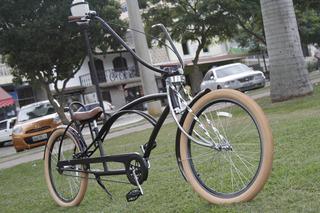Bike Bicicleta Lowrider Chopper Vintage Harley Retro Custom