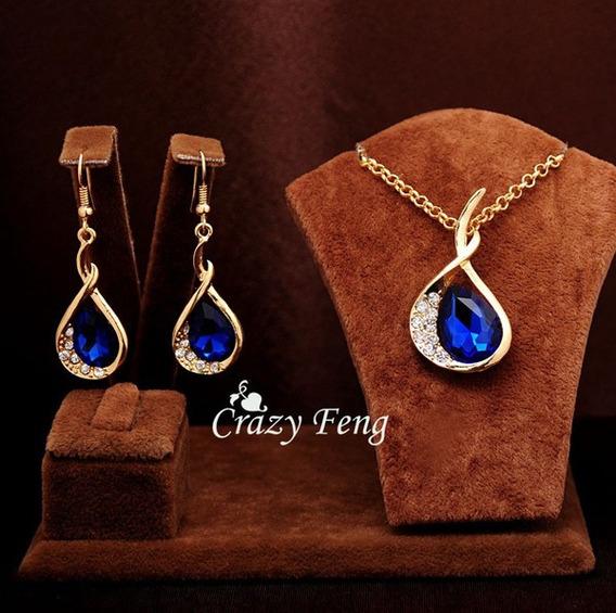 Crazy Feng - Modelo Crystal Blue (exclusivo).