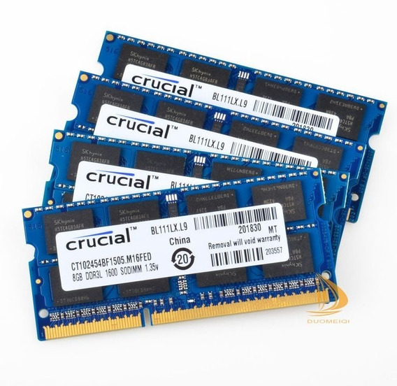 Memoria 16gb Dell Inspiron 15 5000 5568 7558 I7558 5758 5759