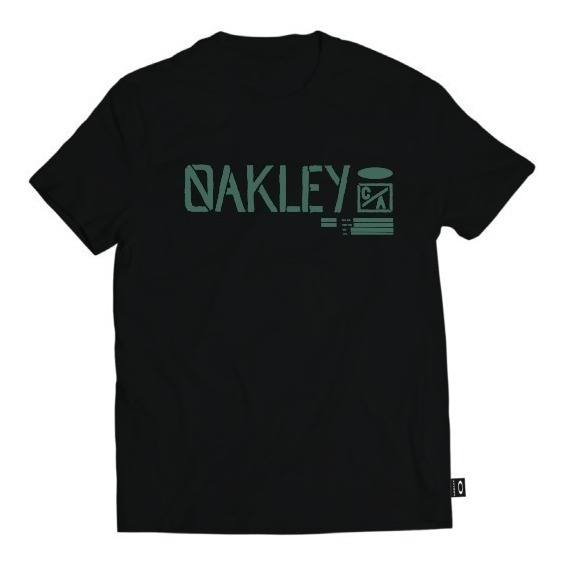 Franelas De Caballero Oakley Weighted Tee.