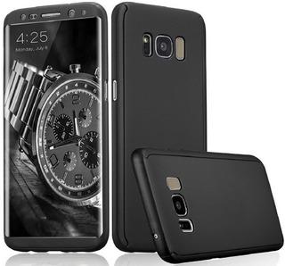 Capa Capinha 360 Samsung S8 S9 S9 Plus S8 Plus + 2 Película