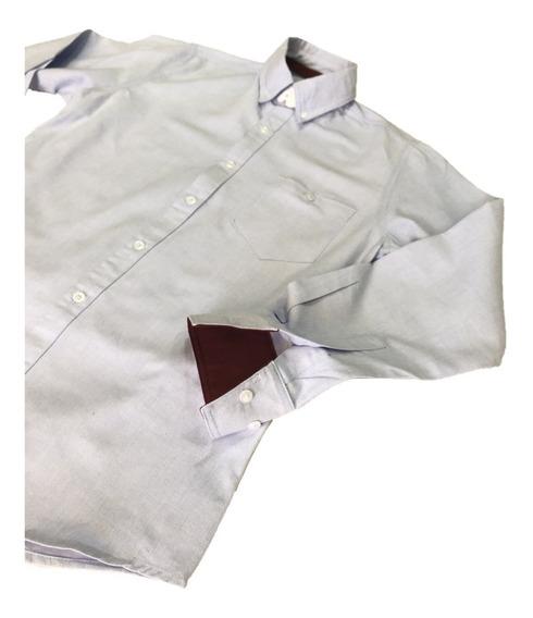 Oferta Camisa De Vestir 4 Colores P Uso Diario O Uniformar