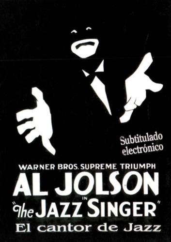 Imagen 1 de 1 de El Cantor De Jazz (the Jazz Singer) - Al Jolson - May Mcavoy