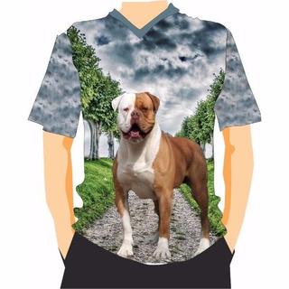 Camiseta Manga Curta Caçadores Brs- Bulldog 1