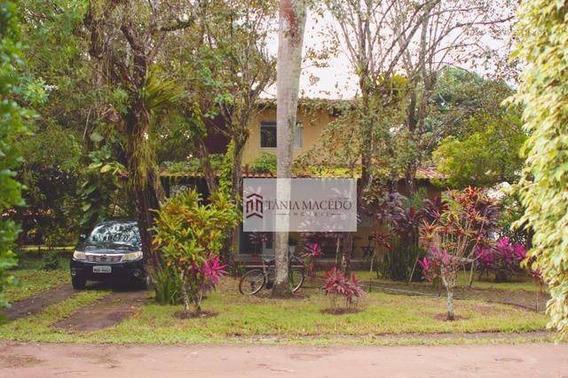 Casa De Campo Em Aldeia (clube Alvorada, Km 13,5) - Ca0051