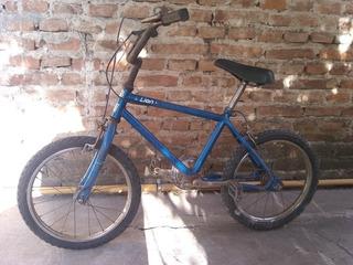 Bicicleta Varón Rodado 16