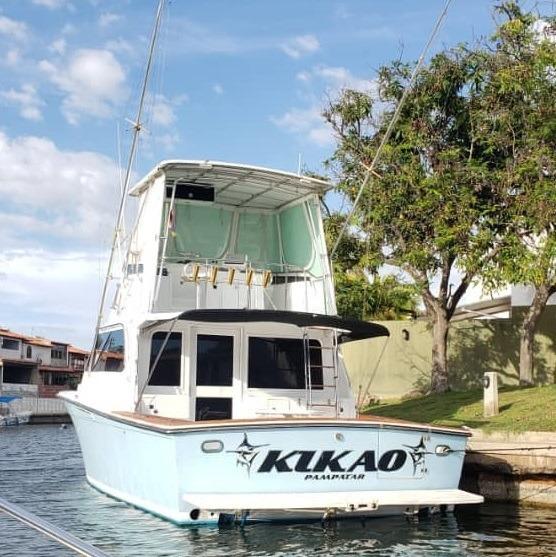 Yate Egg Harbor 35 Lv804