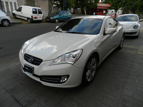 Hyundai Genesis 2.0t - M/t - 2011 - 62.000 Km