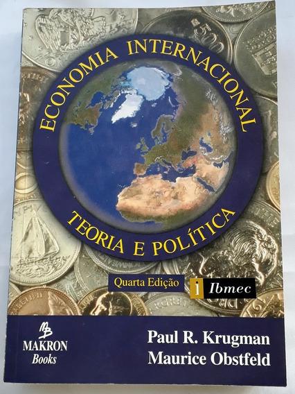Economia Internacional Teoria E Política Krugman P Obstfeld