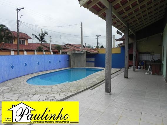 Casa A Venda Na Praia De Peruíbe - Ca02985 - 2687621