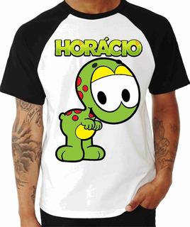 Camisa Camiseta, Turma Da Mônica, Horácio, Gibi Quadrinho Hq