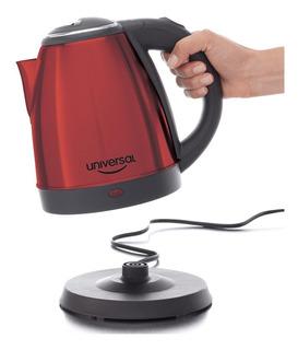 Tetera Hervidor Agua Universal 1.5 Litros Acero Inox L718 Co