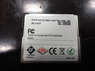 Cartao Compact Flash 1gb Wintec H4 Udma 66