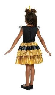 Disfraz De Lol Surprise Queen Bee Classic Para Niños Amar...