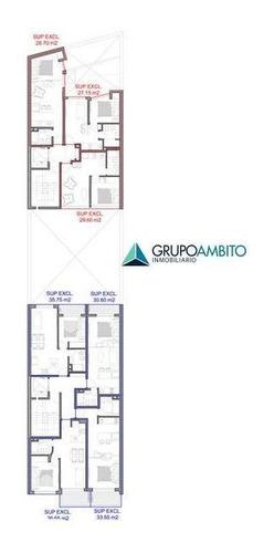 Departamento - 1 Dormitorio - Zona Centro