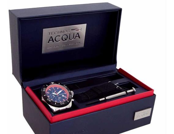 Relógio Technos Performance Acqua Coleção Especial Os10en/1p