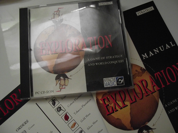 Exploration Cd Rom Raro