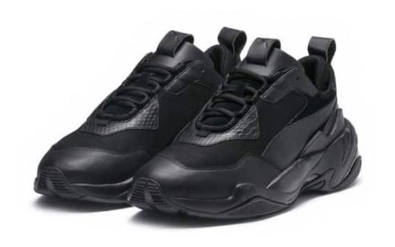 Zapatillas Puma Thunder Desert Triple Black