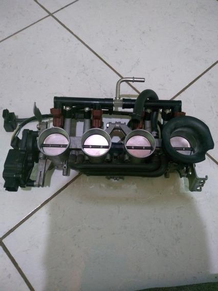 Corpo De Injeção Suzuki Gsx-r 750 Srad 2011 - Original