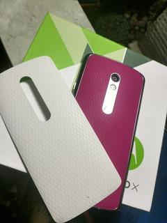 Smartphone Moto X Play Colors 32gb Xt1563 Branco Com Tela De
