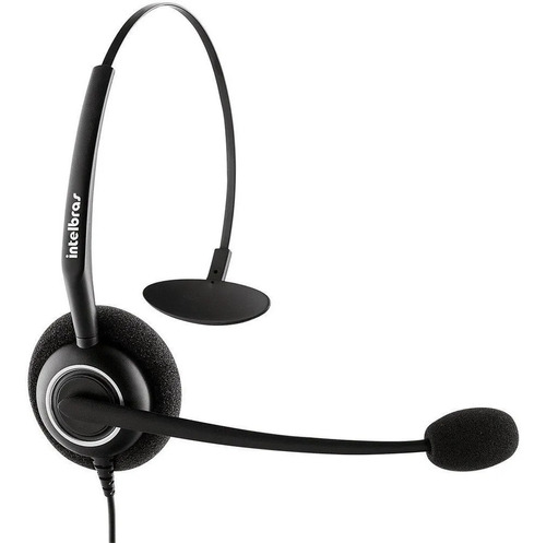 Headset Intelbras Chs 55 Rj9