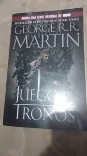 Libro Juego De Tronos. En Español