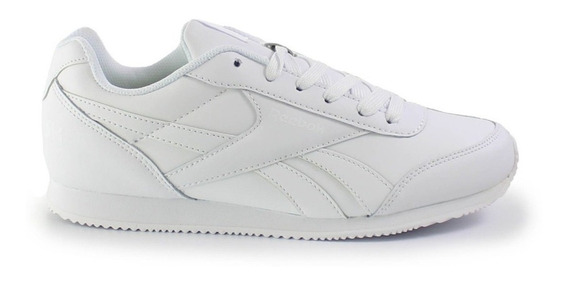 Tenis Reebok Royal Original Escolar Blanco