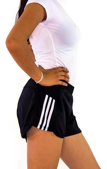 Short Deportivo Mujer Gym Sport Playa Licra Corto Dama 12