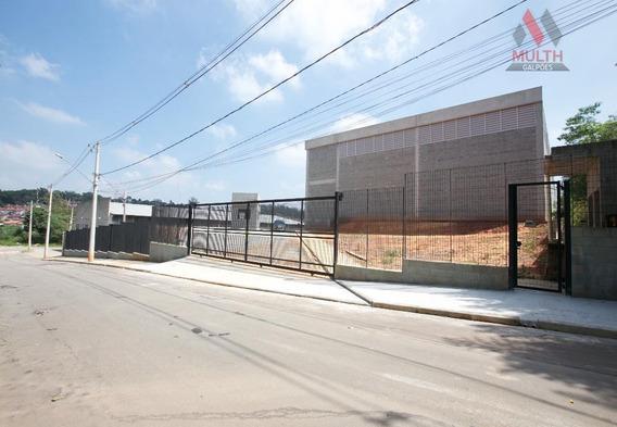 Galpão Industrial Para Locação, Jardim Do Rio Cotia, Cotia. - Ga0153