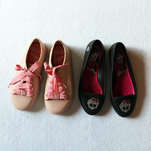 Kit Calçados Infantis Meninas (usados) Em Ótimo Estado