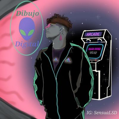 Dibujos Digitales (estilo Psicodelico, Cómic, Retro Y Mas)