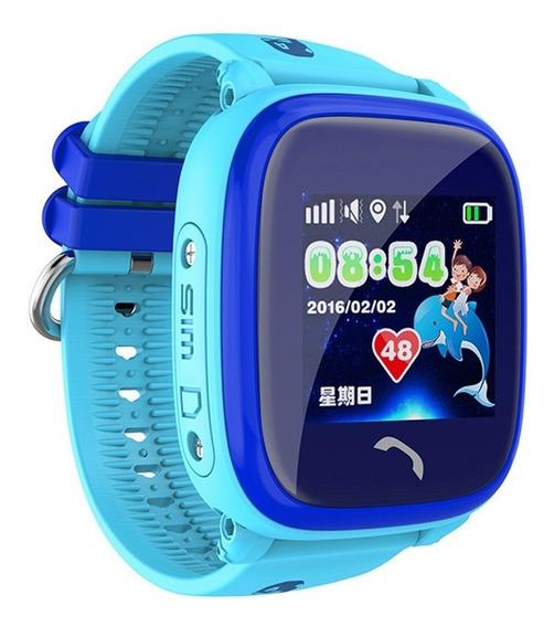 Relógio Localizador Smart Watch Infantil Gps À Prova D