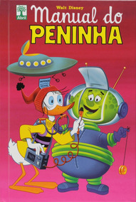 Hq Manual Do Peninha Ed 2017 Capa Dura Walt Disney