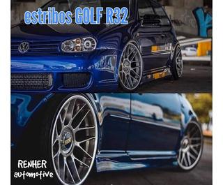 Estribos R32 Golf A4