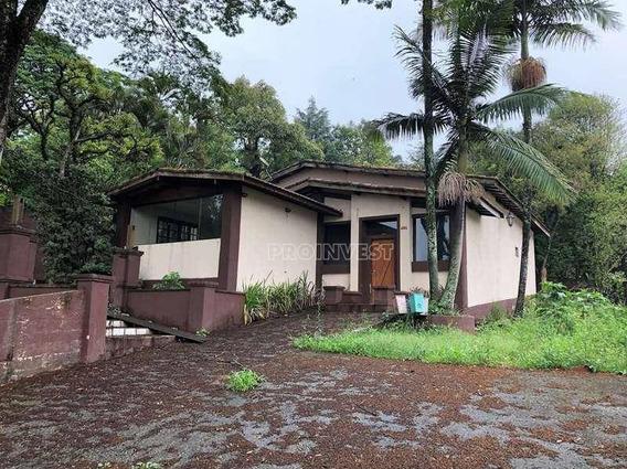 Casa (locação) Área Comercial Na Granja Viana. - Ca17032