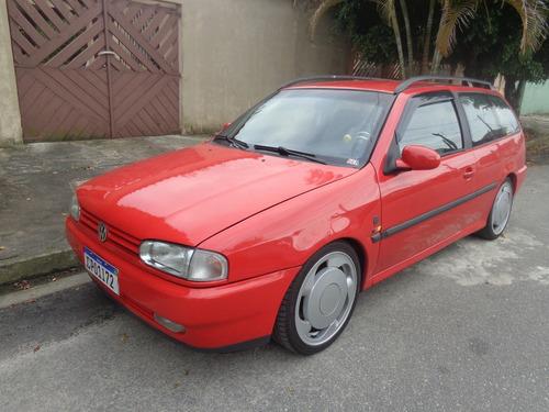 Imagem 1 de 10 de Parati Cli 1.6 Turbo Injetada Legalizada 1997