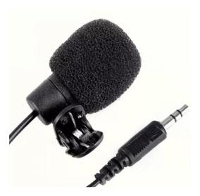 Microfone De Lapela Gravadores, Filmadora, Computador Etc