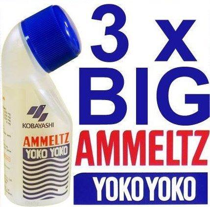 3 X 82ml Big Ammeltz Yoko Para Dolor Muscular Esguince Ve