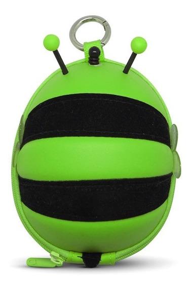Monedero Llavero Portadocumentos Abejita Bee Cardbag Gato