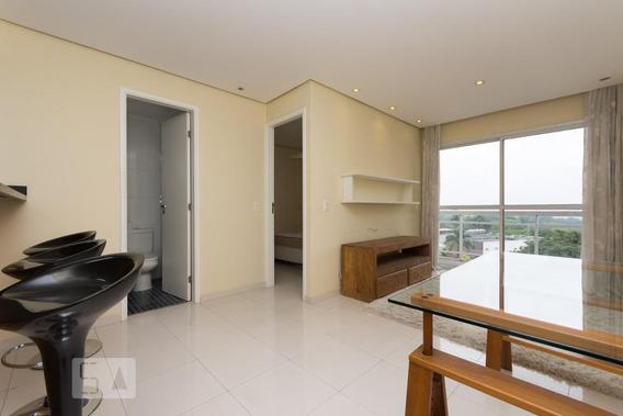 Apartamento No 2º Andar Mobiliado Com 1 Dormitório E 1 Garagem - Id: 892815766 - 115766