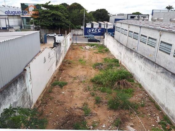 Terreno À Venda, 400 M² Por R$ 490.000 - Buquirinha Ii - São José Dos Campos/sp - Te0468