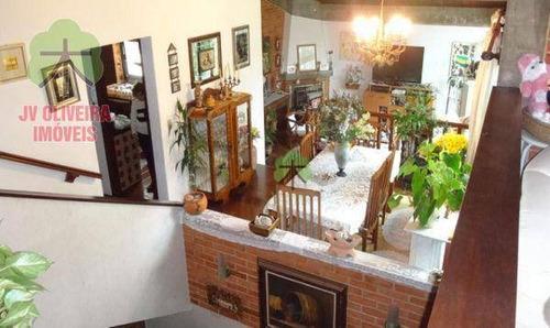 Imagem 1 de 16 de Sobrado À Venda, 380 M² Por R$ 2.000.000,00 - Morumbi - São Paulo/sp - So0010