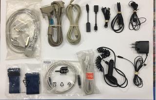 Lote X 28 Cables De Computacion Celulares Audio Video Tv